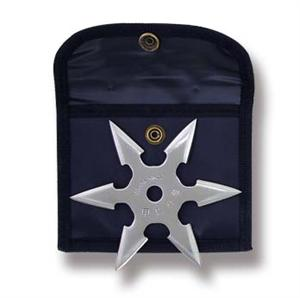 Stainless Steel Six Point Throwing Star